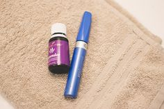Lavender for my Lashes - I'm going to try this for thicker, fuller lashes!