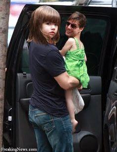 Mini Tom Cruise