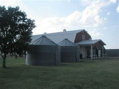 the barn-8 horse stalls and tack room