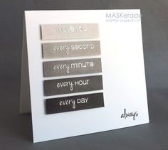 MASKerade card templat, shades, ombre, card muse, card layout, cfc129, friend ardyth, casual fridays, first day
