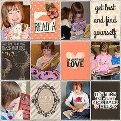 Read a Book pocket l