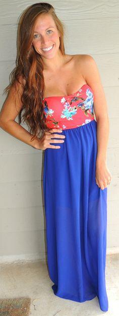 Madelynn Maxi Dress #ShopMCE