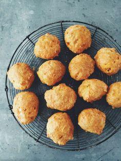 blissful eats with cook's ateleier: Gougères