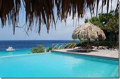 Pool at Habitat Curacao