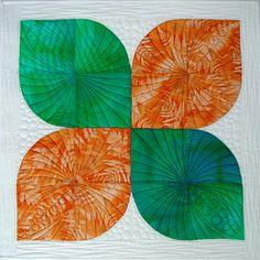 flower/leaf fill by anita shackleford