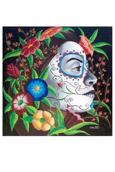 """Artist Carlos Nieto III : """"Veronica"""""""