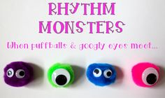 The Yellow Brick Road: Rhythm Monsters