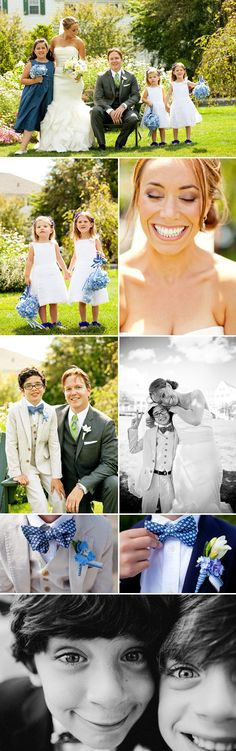Pretty and Preppy New York Wedding Style - Jill and Brian - Junebug's Wedding Blog - Celebrating the Best in Wedding Style, Fashion, Photography and Decor