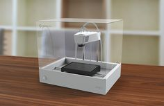 New Matter MOD-t 3D printer with non proprietary filament will retail at $249