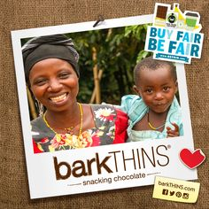 Meet some of the inspirational farmers & farm workers of Fair Trade. Will you #BeFair and support them this Fair Trade Month? http://BeFair.org/ @fairtradeusa #barkTHINS