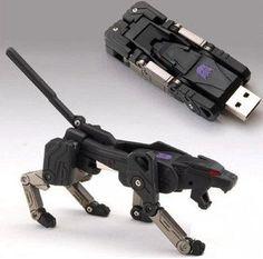 geek, transform usb, transformers, gift, stick, stuff, gadget, usb drive, usb flash drive