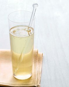 Ginger Sparkler Recipe #STORETS #Inspiration