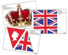 FREE! Queens Diamond Jubilee Party Pack