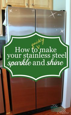 How to Quickly and Easily Clean Stainless Steel