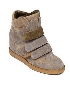 Take a look at this Beige Anthony Hi-Top Sneaker by BCBGeneration on #zulily today!