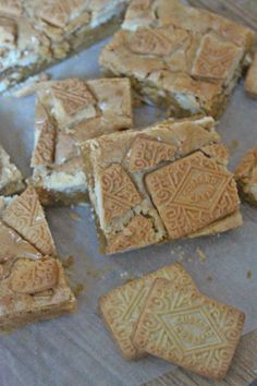 Custard Cream Blondi