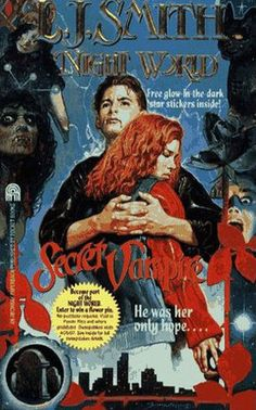 one of my all time favorite books in my absolutely favorite series by my favorite author. Secret Vampire (Night World #1) - L.J. Smith