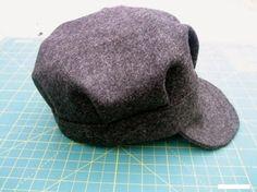 hats, sew, craft, idea, tutorials