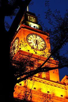 Clock Tower, Shanghai, China