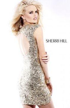 Sherri Hill Fall 2012-Style 1611 #sherrihillstyle #SHERRIHILLSTYLE