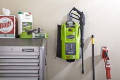 Get Dad this Greenworks 1500-PSI 1.3-GPM Electric Pressure Washer for Father's Day.
