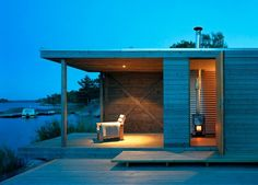 Island House by WRB Architects