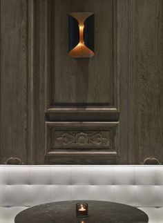 La Villa - designed by Gilles & Boissier. Featured in the November 2012 issue of D PAGES. Photo courtesy of Gilles & Boissier.