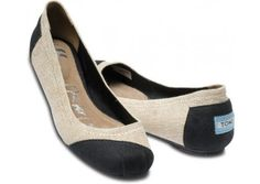 toms ballet flats:)  these are really cute!  I like these better than the other Toms I've seen