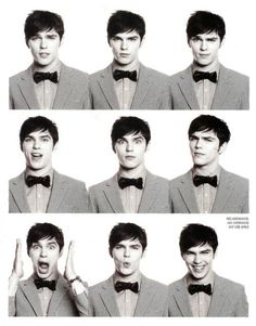 Nicholas Hoult. He will always be Tony from UK Skins to me.