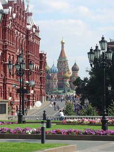 Moscow!!