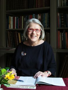 Darina Allen to celebrate the arts as the Ballymaloe International Poetry Prize proves to be a recipe for inspiration..16th-18th May 2014.