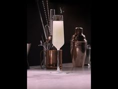 Perfect for celebrating, the Grey Goose Le Fizz is a uniquely sour and floral cocktail.