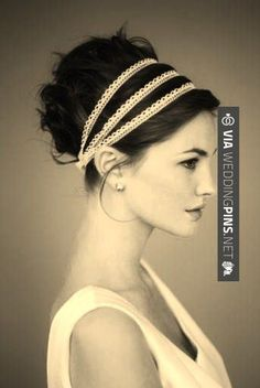 Cool! - . | CHECK OUT MORE GREAT WEDDING HAIRSTYLES AND WEDDING HAIRSTYLE PICS AT WEDDINGPINS.NET | #weddings #hair #weddinghair #weddinghairstyles #hairstyles #events #forweddings #iloveweddings #romance #beauty #planners #fashion #weddingphotos #weddingpictures