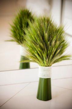 Bouquet buquê weeding casamento trigo verde