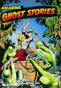Amazing Ghost Stories (1954)