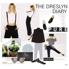 """The Dreslyn Diary!"" by pillef on Polyvore"