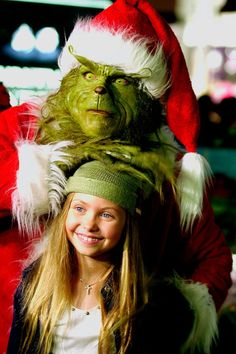 Taylor Momsen & Jim Carrey, How the Grinch Stole Christmas!