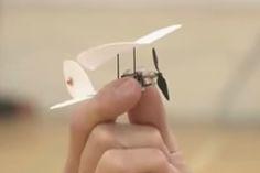 World's Smallest Remote Control Plane