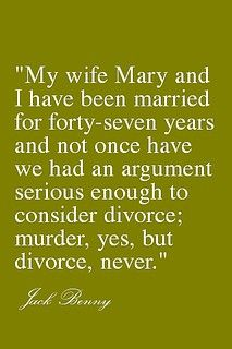 This is what marriage should be!! haha
