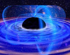 New theory on gigantic black holes