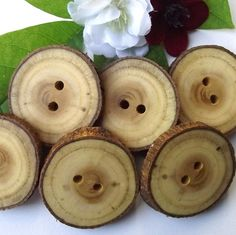 mulberry tree buttons for journals