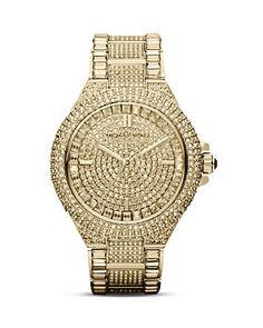 Michael Kors Camille Watch, 44mm |