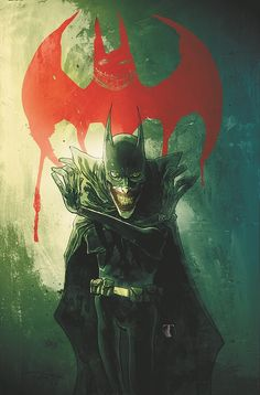 LEGENDS OF THE DARK KNIGHT #2 by Ben Templesmith