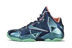 """Nike LeBron 11 """"Akron vs. Miami"""""""