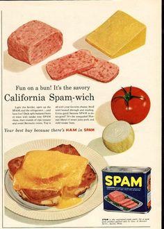 Vintage Spam