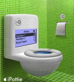 Coming soon: iPottie