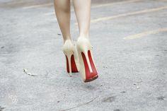 Nude Loubis. christian louboutin, shoe