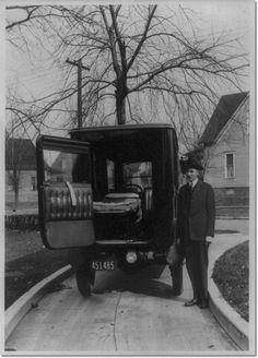 decatur illinois | Wabash Hospital ambulance, Decatur, Illinois | Print