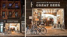 Top Hops Beer Shop, Manhattan