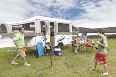 Jayco Swan Camper Trailer #jayco #jaycoaustralia #swan #campertrailer #roadtrip #australia #travel #holiday